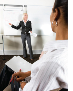 understanding training appropriate to the workplace To my dismay, my company didn't have a formal training plan—new employees  were just supposed to jump in, learn as they went, and do whatever it took to.